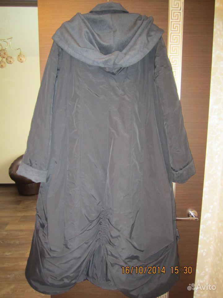 Купить Женскую Верхнюю Одежду На Авито В Москве