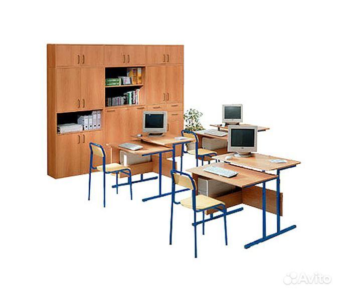 Заказывай и приобретай готовые комплекты мебели для школы в .