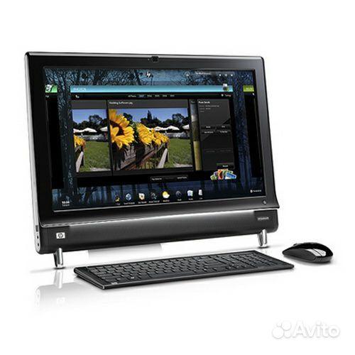 Моноблок Hewlett Packard TouchSmart 600-1050ru.