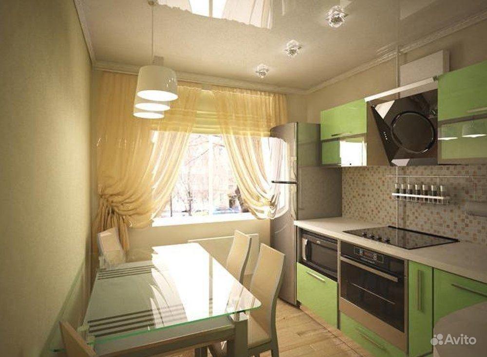Ремонт кухни фото 8 кв метров фото своими руками обои