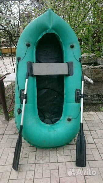 купить надувную лодку на avito