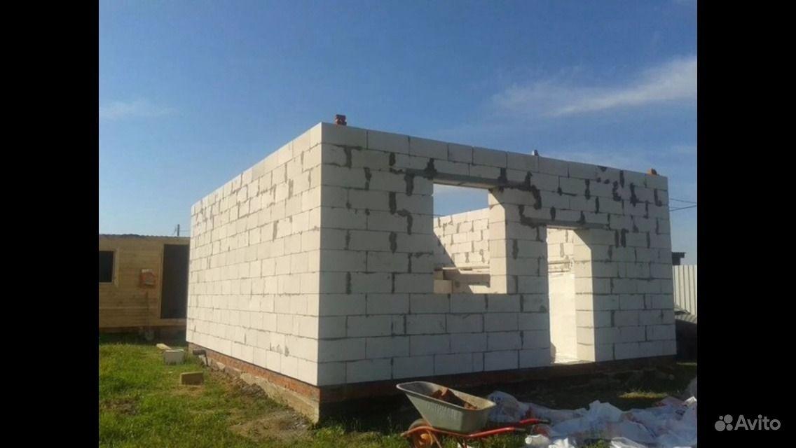 Видео построить  из газосиликатных блоков дом 58