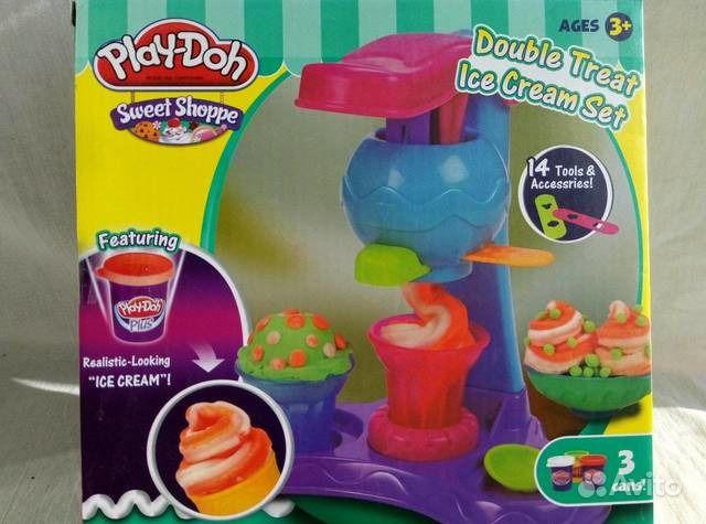 Набор для творчества мороженица Play-Doh. Нижегородская область,  Нижний Новгород