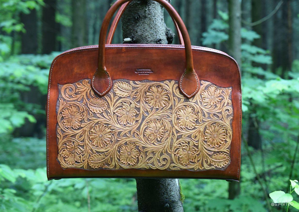 Кожаные сумки ручной работы и фото эксклюзивных сумок