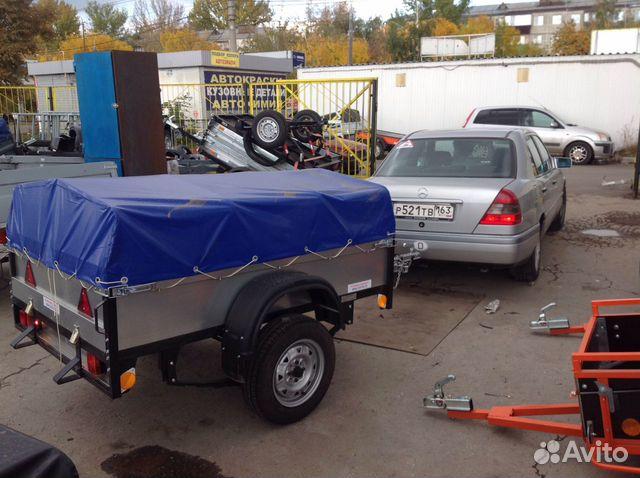 Прицеп для легкового автомобиля новый в самаре