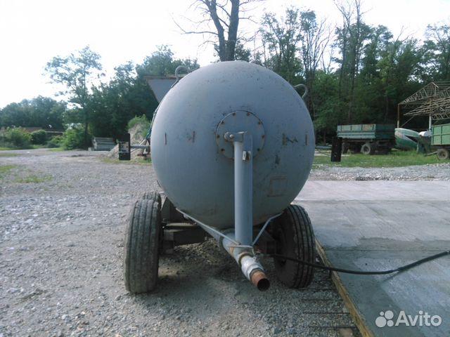 Железная бочка на колесах 3 5 куба купить в - Avito ru