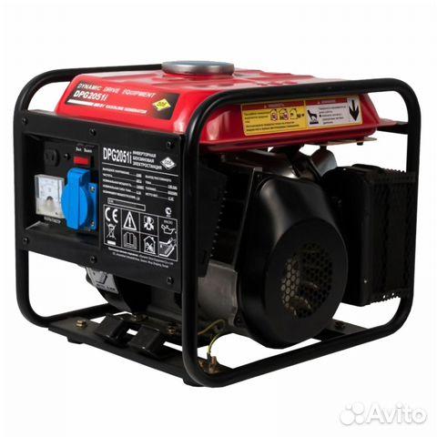 Инверторный генератор dde генератор