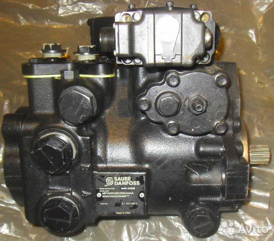 Make sauer danfoss and chinese motors also available
