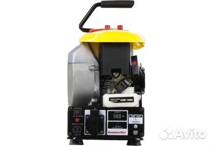 Бензиновый генератор hammer генератор