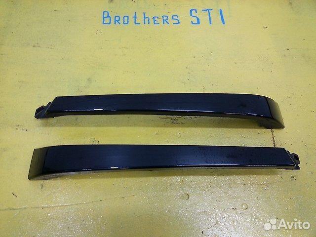 89625003353 Планки под фары комплект Subaru Forester, SF5