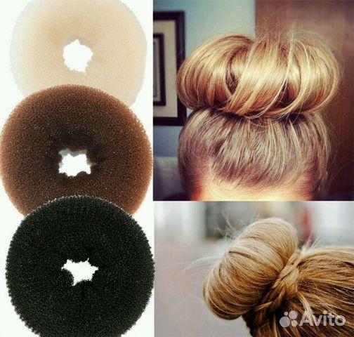 Бублики для волос купить в Республике Чувашия на Avito - Объявления на сайте Avito