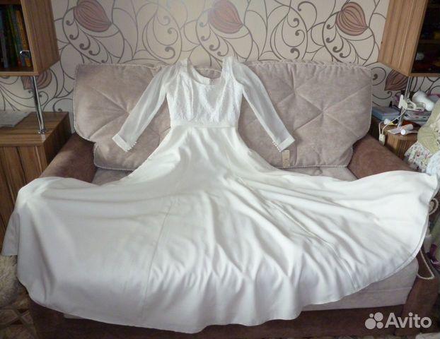 Новое изысканное свадебное платье из Италии 44-46 - Доска бесплатных объявл