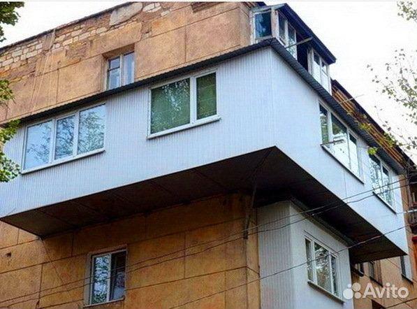 Как сделать балкон в квартире на 5 этаже