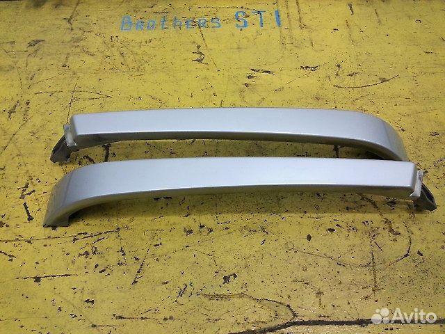 89625003353 Планки под фары комплект Subaru Forester, EJ20