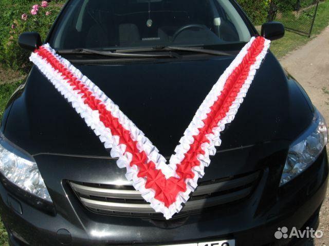 Ленты для украшения машин для свадьбы своими руками
