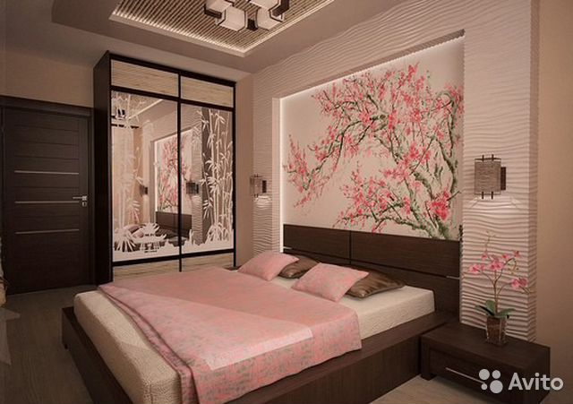 Недорогой дизайн спальни своими руками