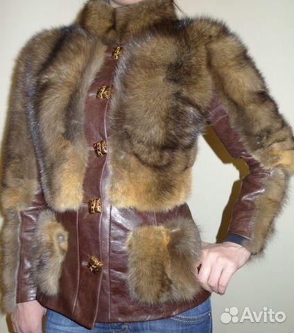 Меховая куртка своими руками