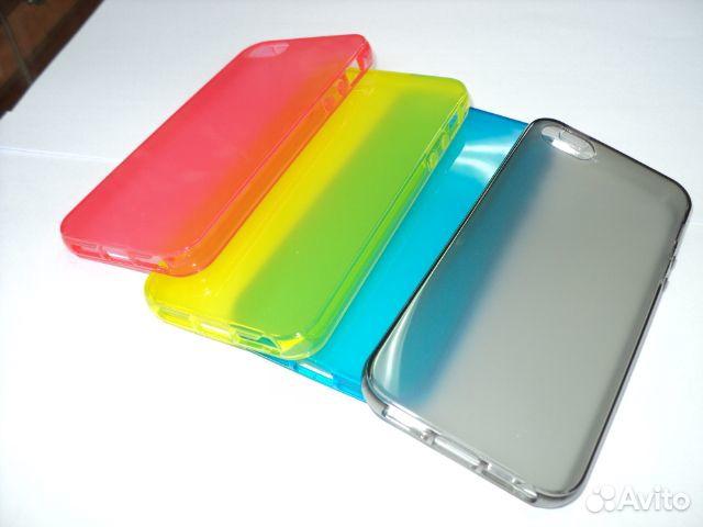 Задние накладки для iPhone 5 / 5S