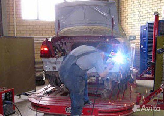 Сварочные работы кузова автомобиля своими руками