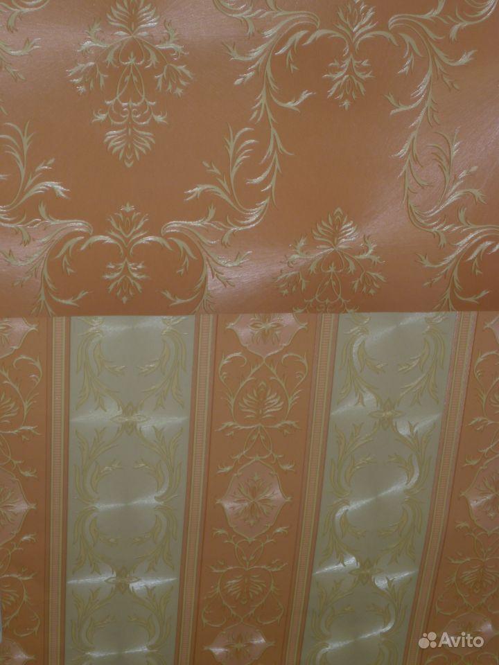 Обои шелкография на окрашенные стены - 3bde0