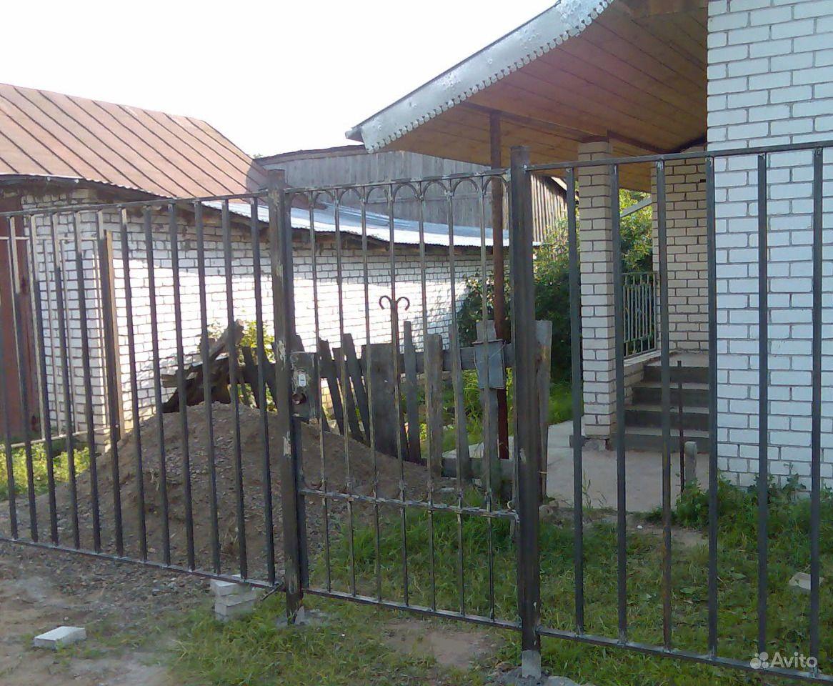 Красивые, забор из профтрубы 15х15 картинки