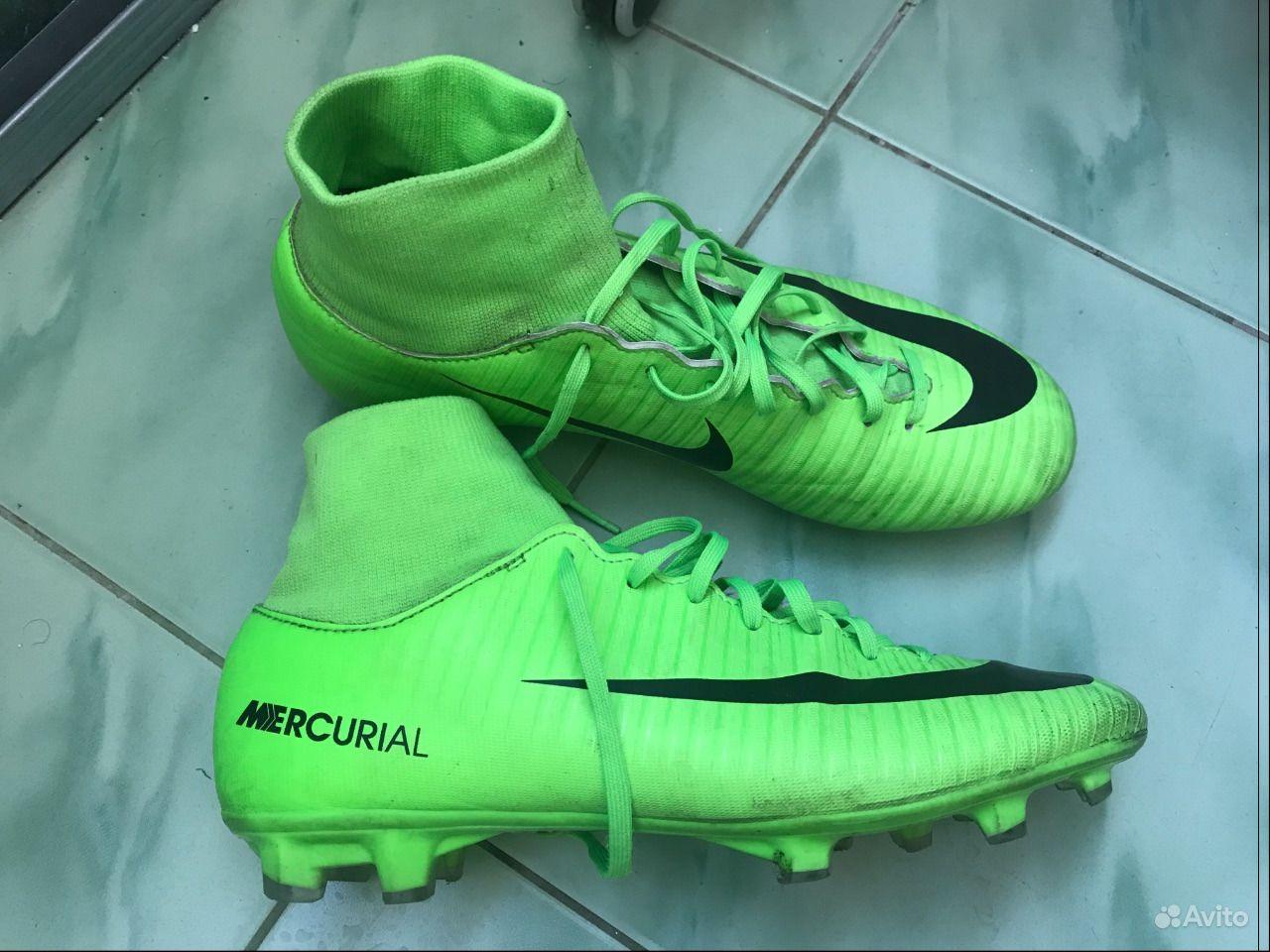 Бутсы для футбола Mercurial  dae202f920eb7