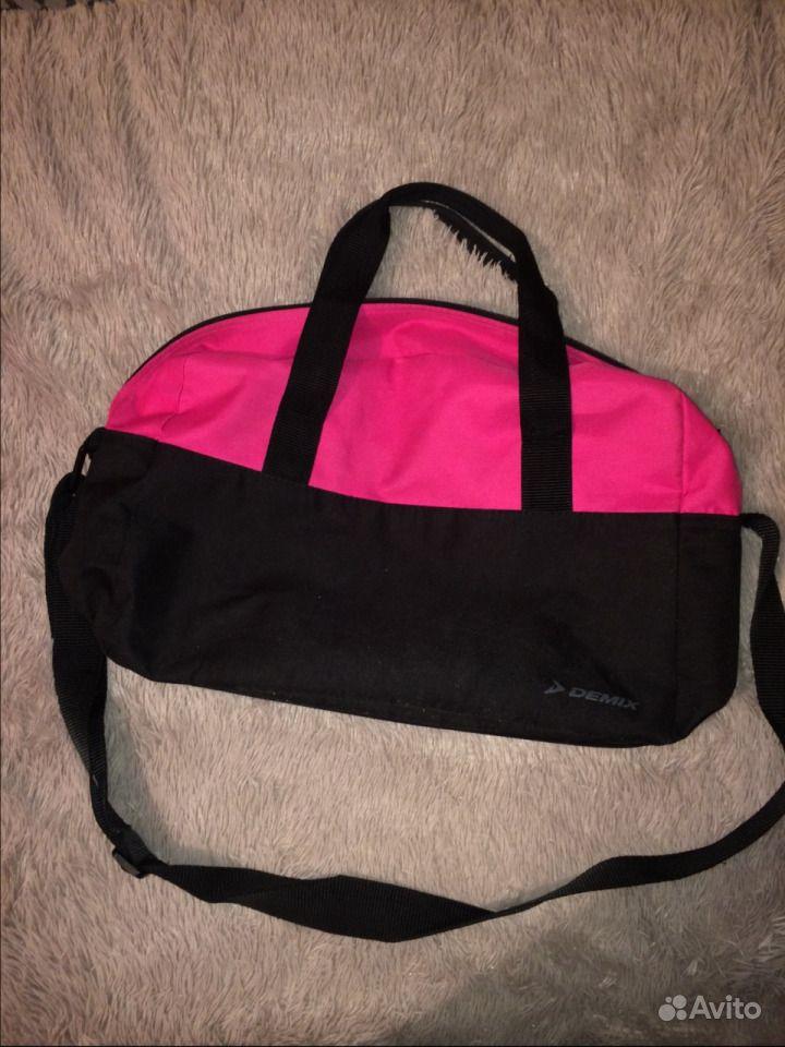 cf9e44071162 Спортивная сумка Demix | Festima.Ru - Мониторинг объявлений