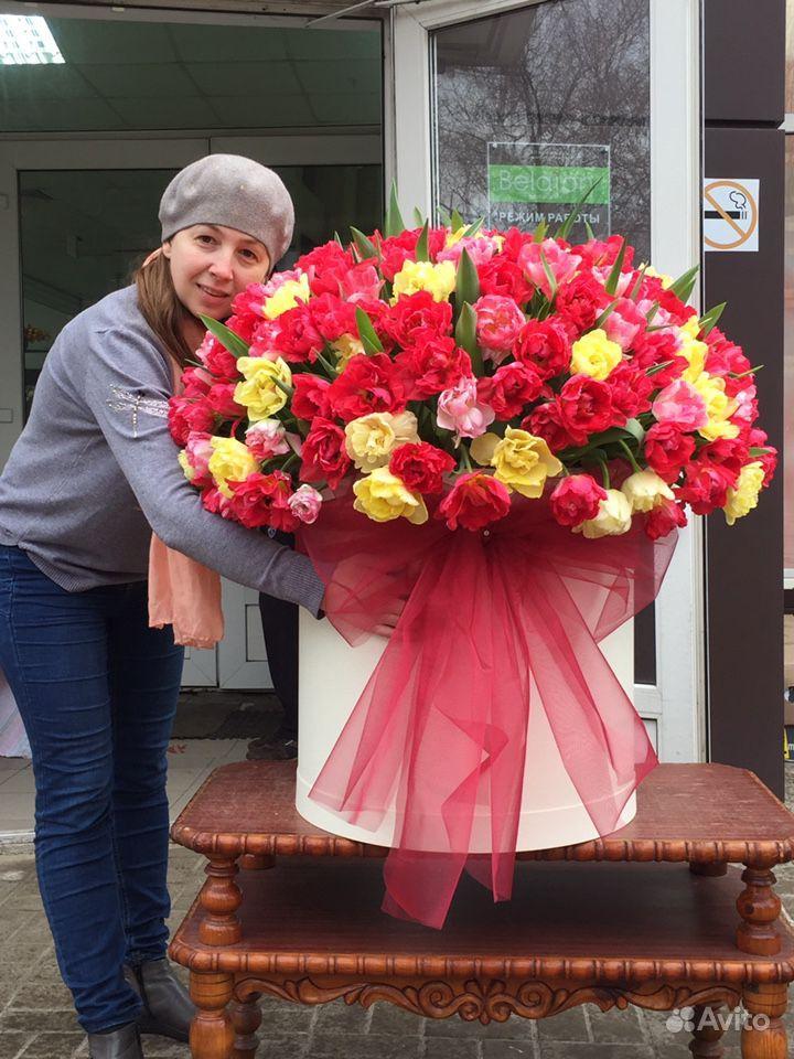 Цветы, букеты. Доставка купить на Зозу.ру - фотография № 5