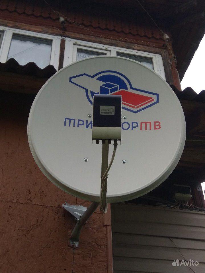 Услуги Электрика-Настройка спутниковых антенн купить на Вуёк.ру - фотография № 4