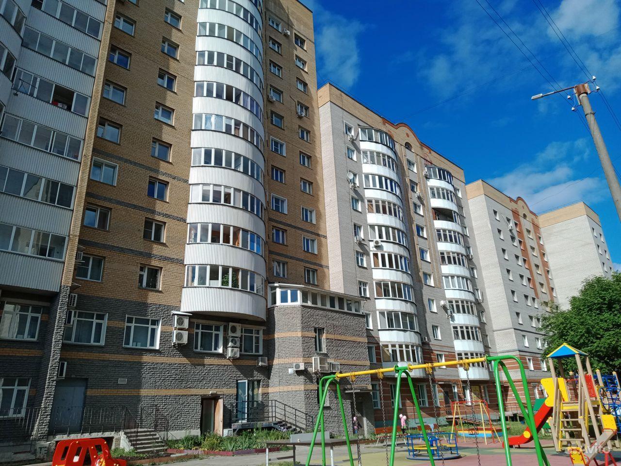 1-к квартира, 46 м², 5/13 эт.