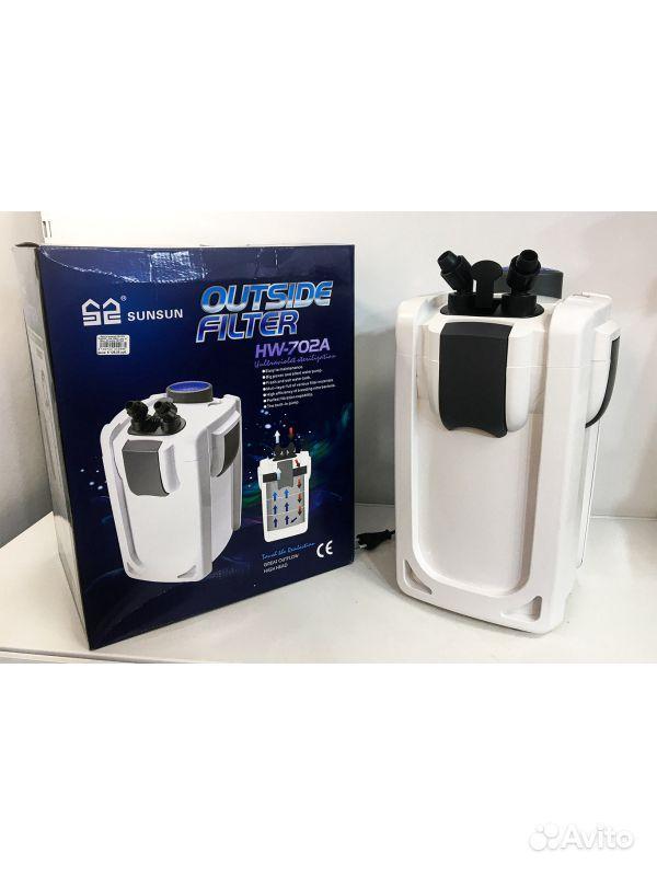 Фильтр sunsun HW-702A для аквариумов до 300 л купить на Зозу.ру - фотография № 1