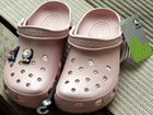 Сабо сланцы Crocs Classic Kids Cotton Candy