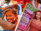 Cosmopolitan. elle. натали. караван. 1998-2007гг