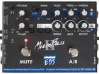 EBS MicroBass Two Channel Pro Bass Pre Amp Преамп