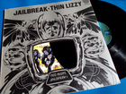 "LP Thin Lizzy""Jailbreak""1976 Vertigo UK original"