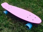 "Круизер Fish Skateboards 22"" фиолет"