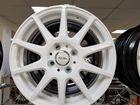 Новые литые диски R15 4 100 N20 Y4406 W