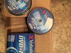 CD и DVD диски новые объявление продам