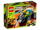 Lego Power Miners 8188