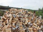 Колотые дрова Береза