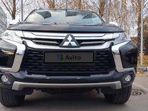 Mitsubishi Pajero Sport, 2021