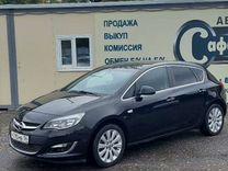 Opel Astra 1.4AT, 2013, 101389км