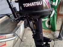 Лодочный мотор Tohatsu M 9.8 B S бу