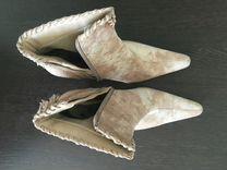 Сапожки осень/весна — Одежда, обувь, аксессуары в Санкт-Петербурге