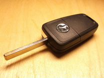 Opel Astra J/Insignia remote key 2 buttons Valeo
