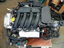 Двигатель (двс) Renault Scenic (F4R) 2л. 2001г — Запчасти и аксессуары в Самаре