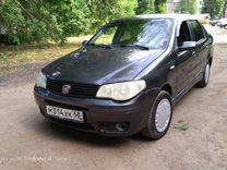 FIAT Albea, 2008 г., Воронеж