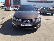 Hyundai Solaris, 2014 г., Краснодар