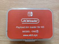 RCM loader для Nintendo Switch