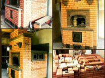 Печник. Строительство печей, каминов, барбекю — Предложение услуг в Санкт-Петербурге